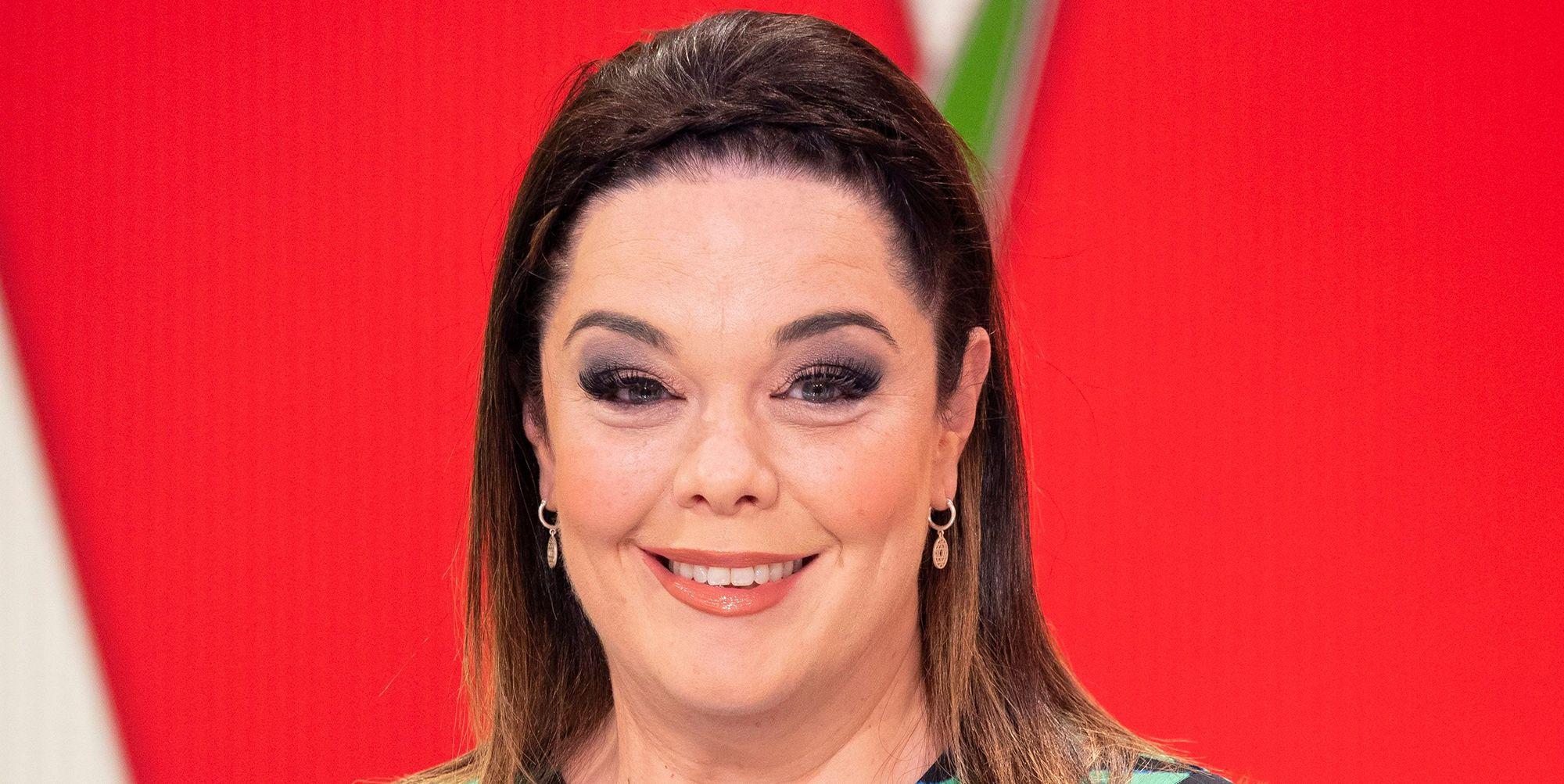Lisa Riley Strictly Come Dancing partner Robin Windsor