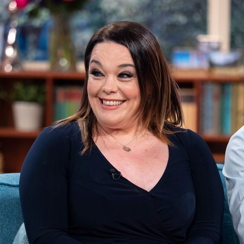 Lisa Riley weight loss omelette