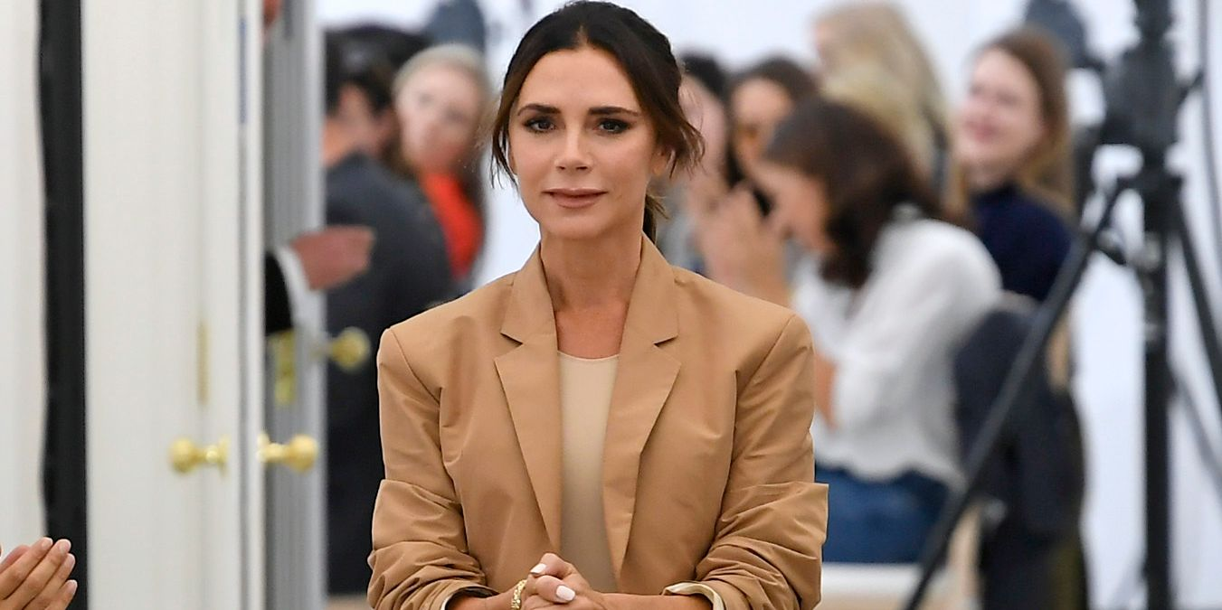 Victoria Beckham London Fashion Week show