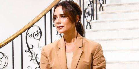 Victoria Beckham show, Spring Summer 2019, London Fashion Week, UK - 16 Sep 2018