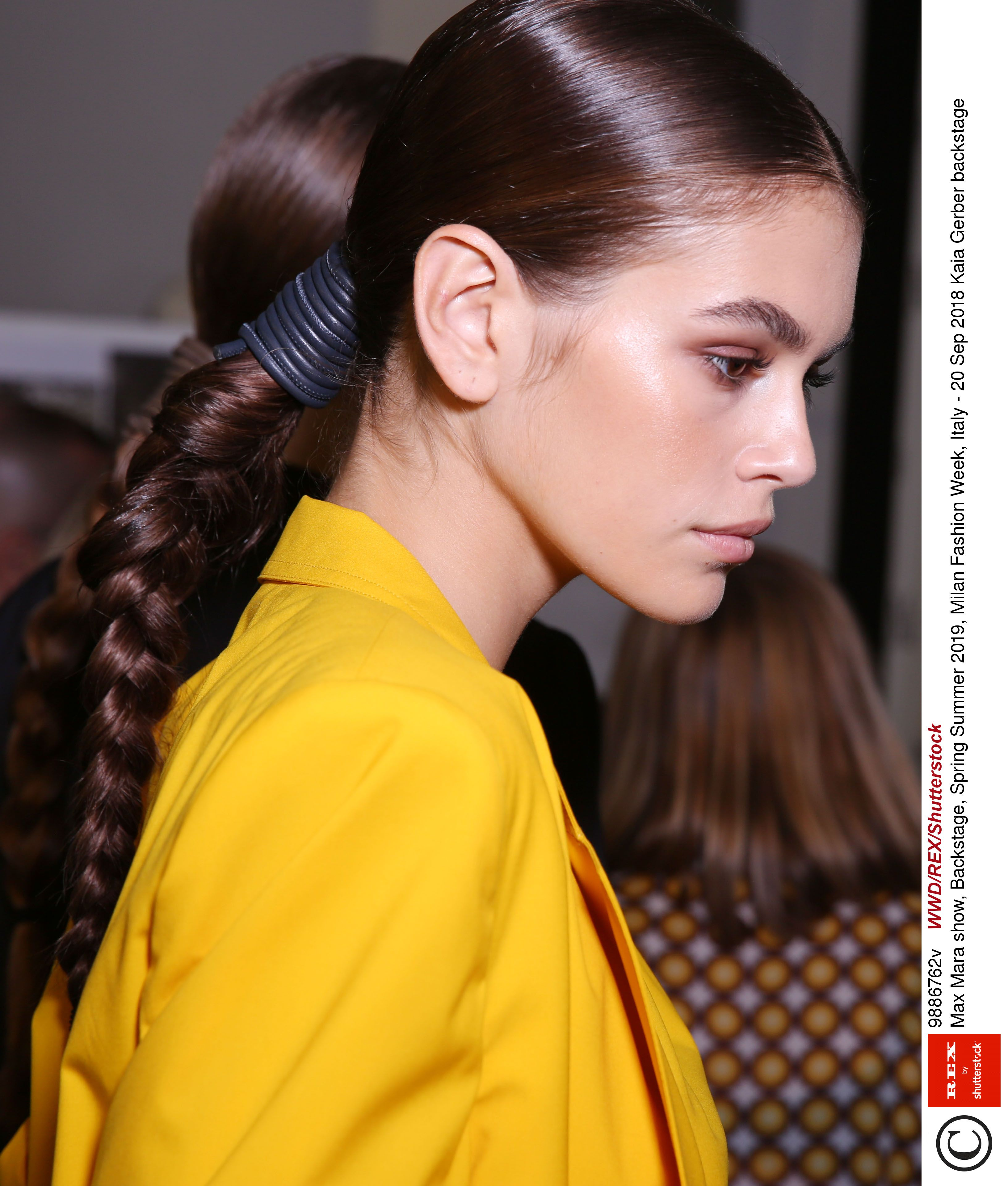 Spring Hair Trends For 2019 - Best SS19 Spring Runway Hairstyle Trends