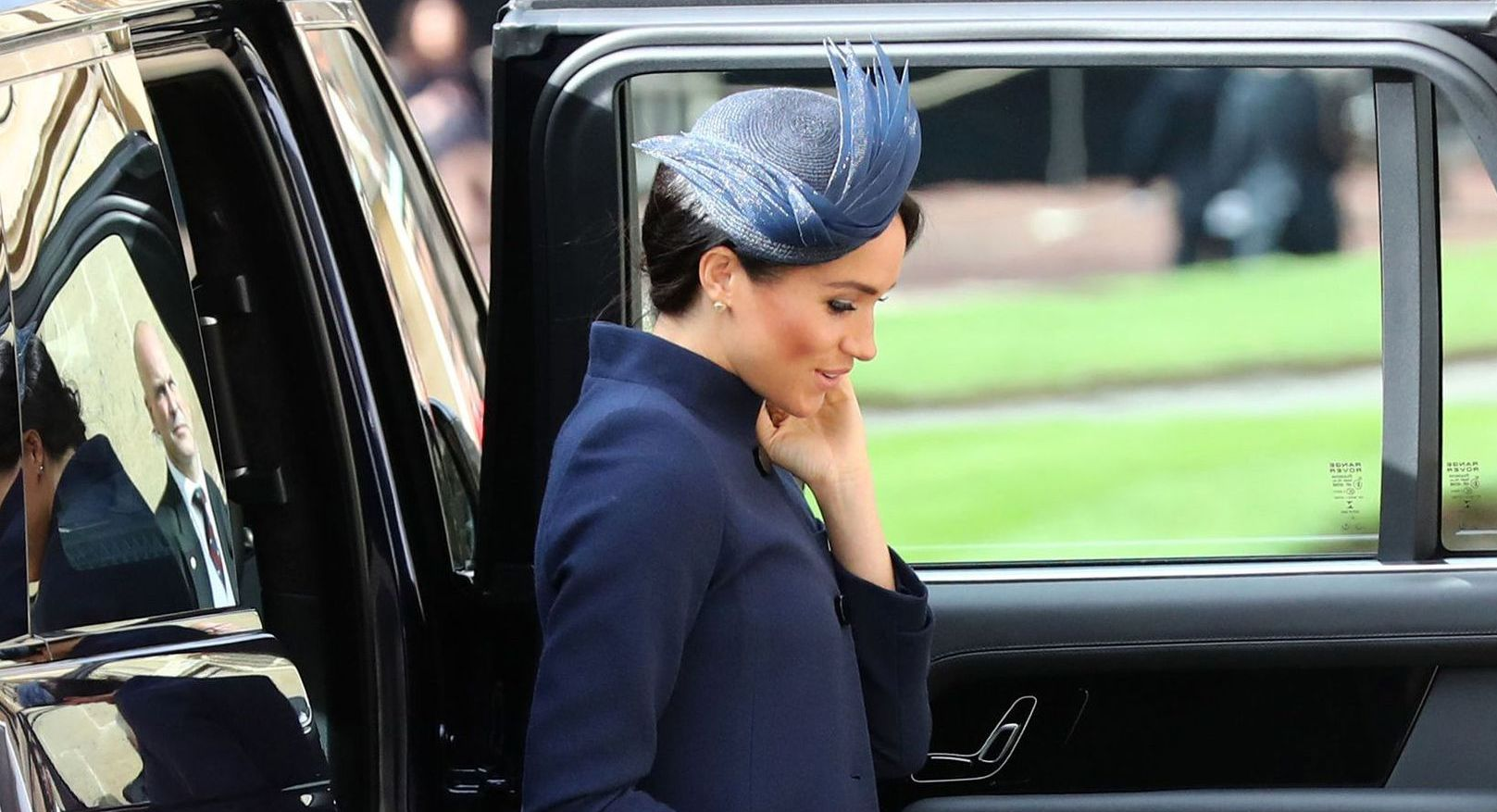 Meghan Markle - Princess Eugenie and Jack Brooksbank Wedding