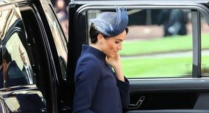 Meghan Markle - Princess Eugenie and Jack Brooksbank Wedding