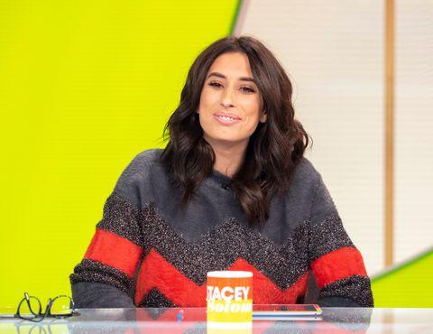 'Loose Women' TV show, London, UK - 21 Nov 2018
