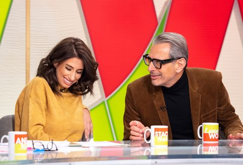 Stacey Solomon Loose Women Morrisons outfit