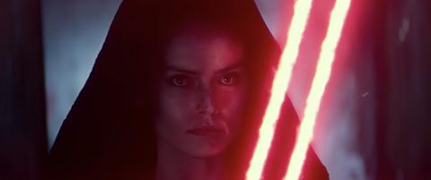 Dark Rey - Star Wars: The Rise of Skywalker