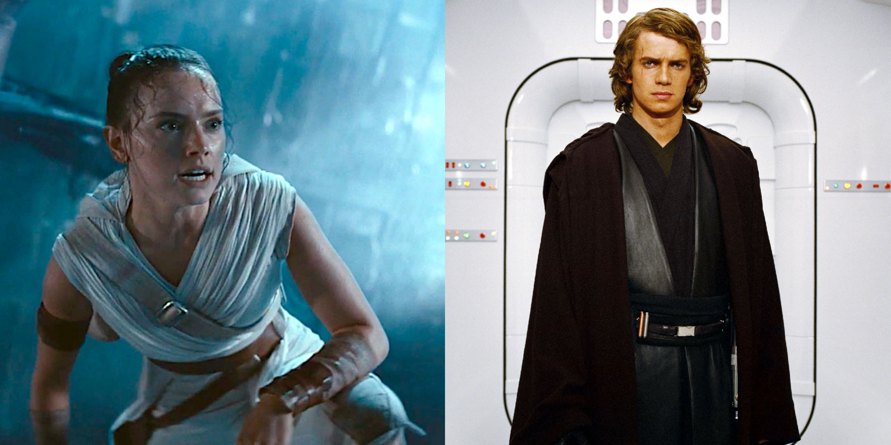 Star Wars Hayden Christensen The Rise Of Skywalker Theory Will Anakin Return In Tros