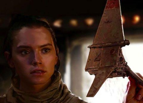 Star Wars Rise Of Skywalker Rey Concept Art Reveals Luke Homage