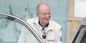 Don Juan Carlos, Juan Carlos salud, rey emérito, rey español, Rey España