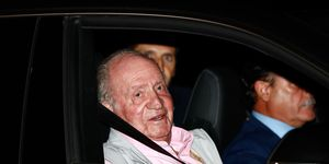 rey Juan Carlos, El rey Juan Carlos ingresa en el hospital para someterse a su operación de corazón, El rey Juan Carlos, preparado para su operación, El rey Juan Carlos se prepara para su operación de corazón, El rey Juan Carlos ya se encuentra en la clínica en la que será intervenido
