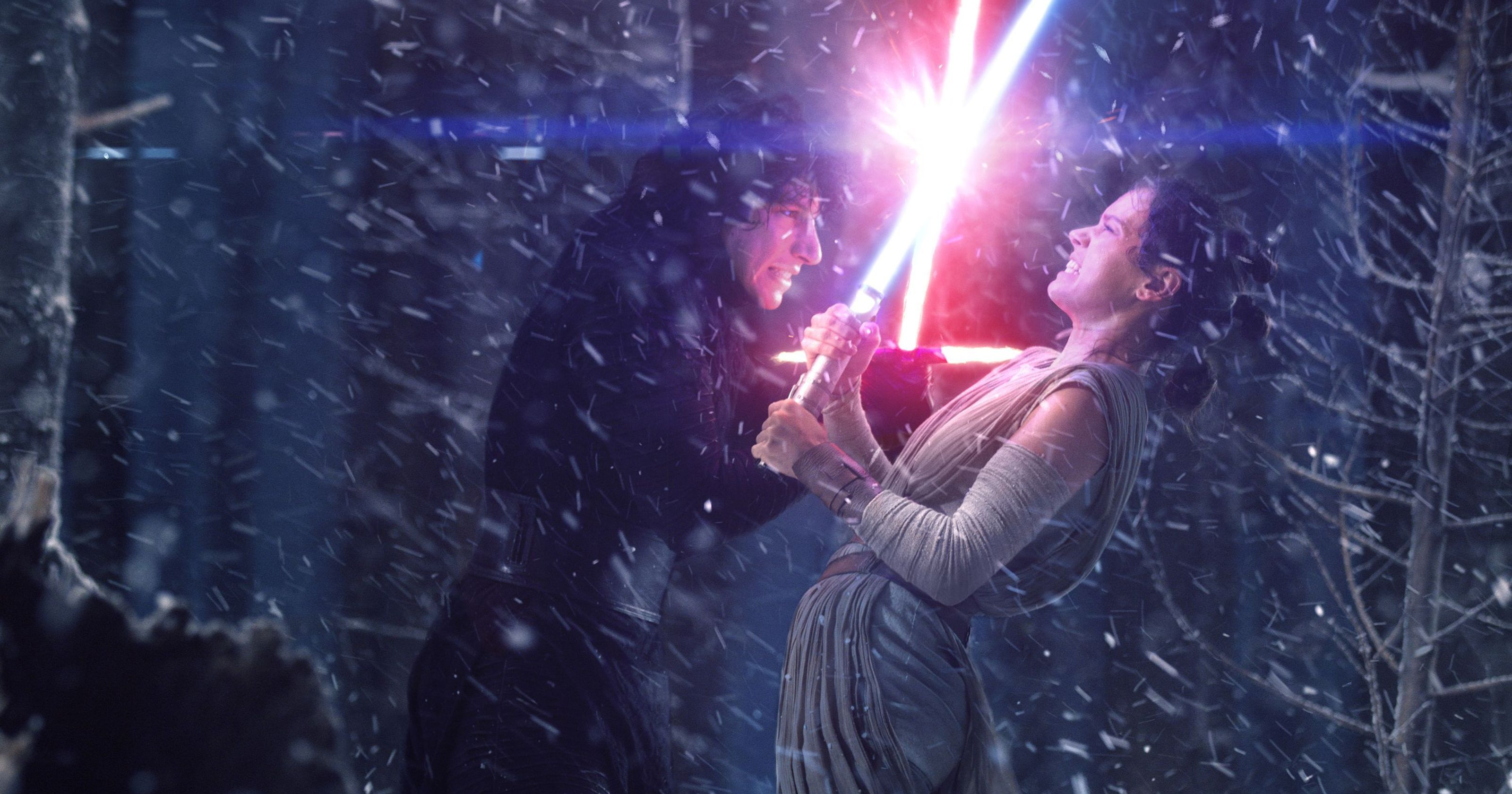 Star Wars 9: la conexión entre Rey y Kylo Ren - Teorías Star Wars