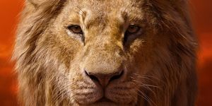 rey leon personalidad remake simba poster