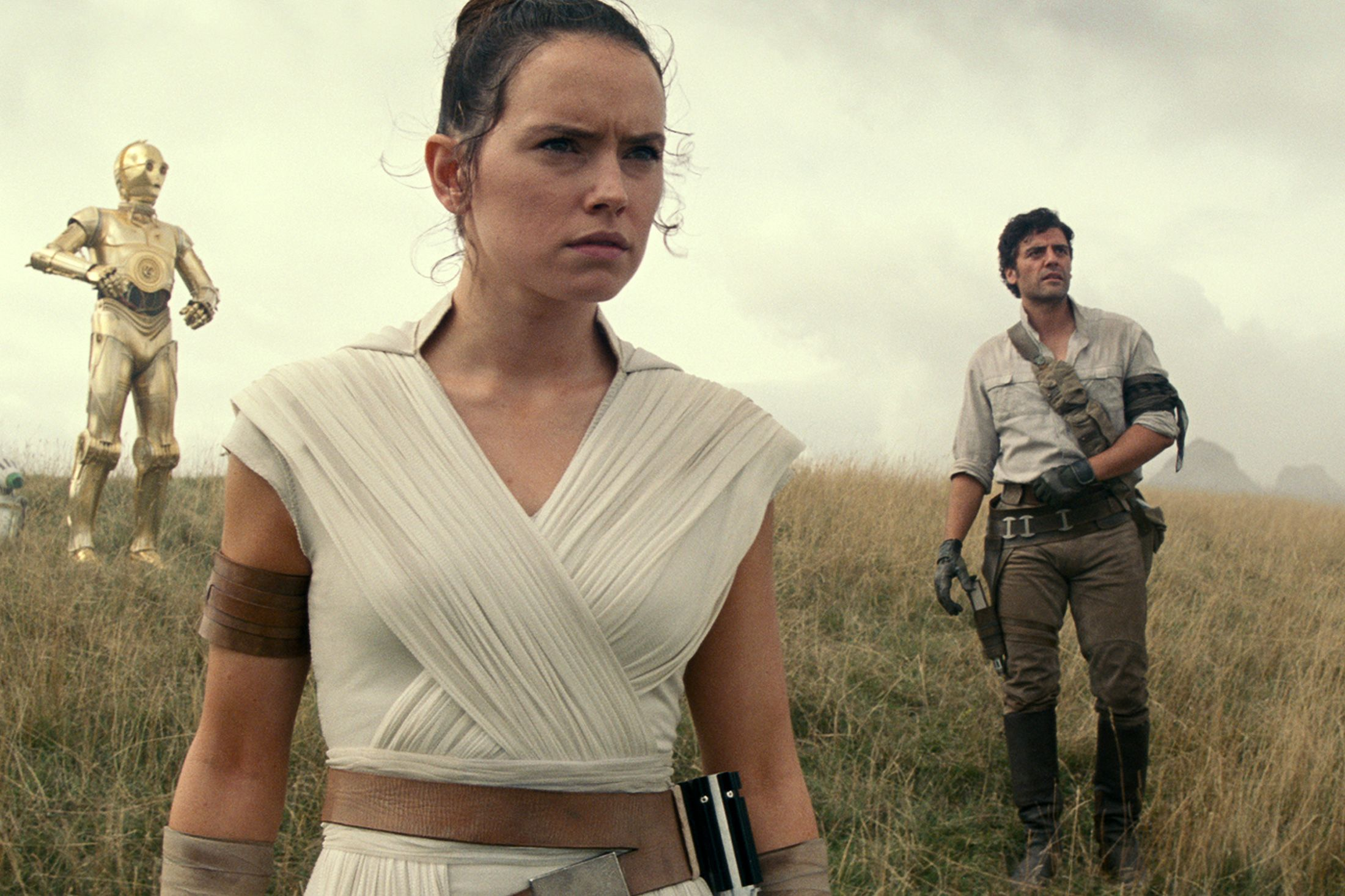 Star Wars: El ascenso de Skywalker Respuestas Rey La Fuerza