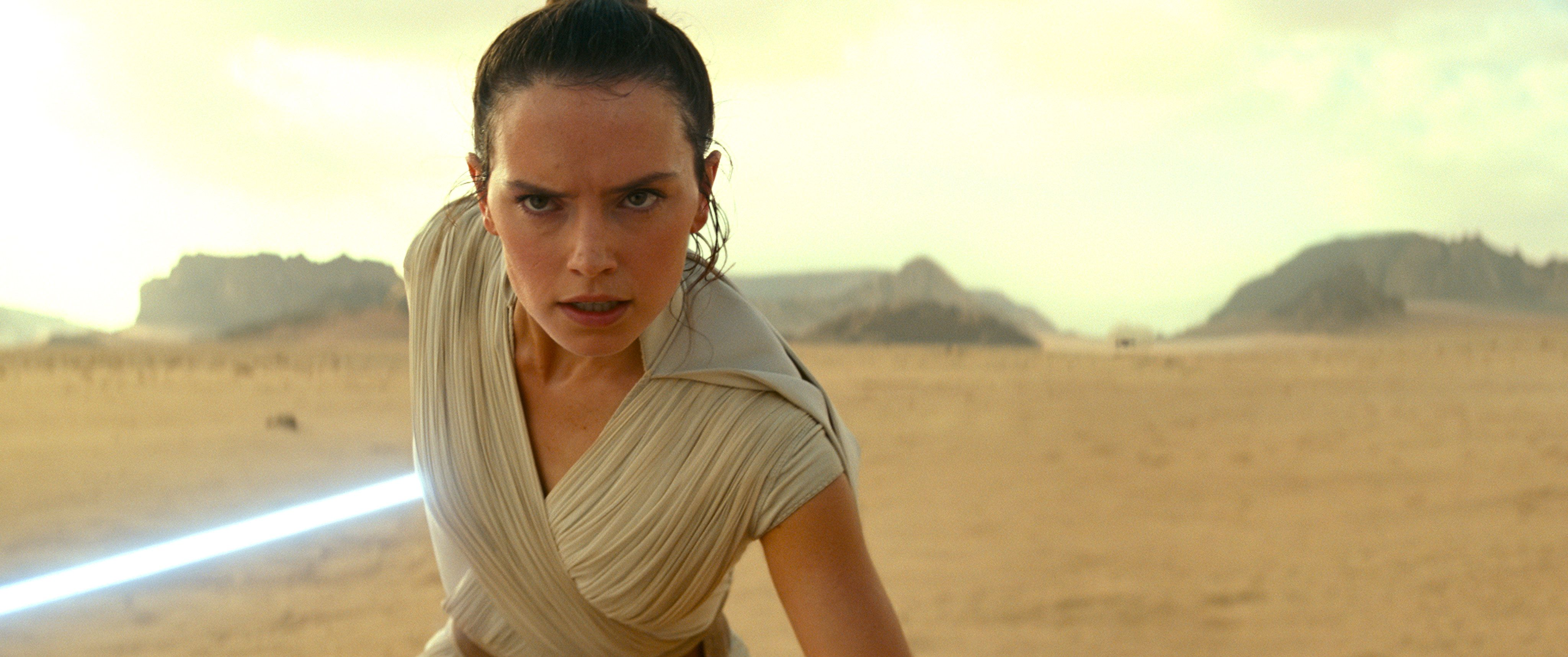 Star Wars: The Rise of Skywalker gets another barmy fan theory about Rey's parentage