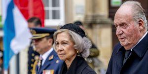 Don Juan Carlos, Doña Sofía, Reyes eméritos, Juan Carlos y Sofía, Regatas Sanxenxo, Infanta Elena, Cita Juan Carlos y Sofía