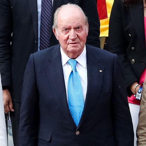 Don Juan Carlos vuelve al hospital