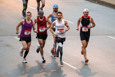 Running, Sports, Marathon, Outdoor recreation, Long-distance running, Athletics, Recreation, Athlete, Exercise, Individual sports,