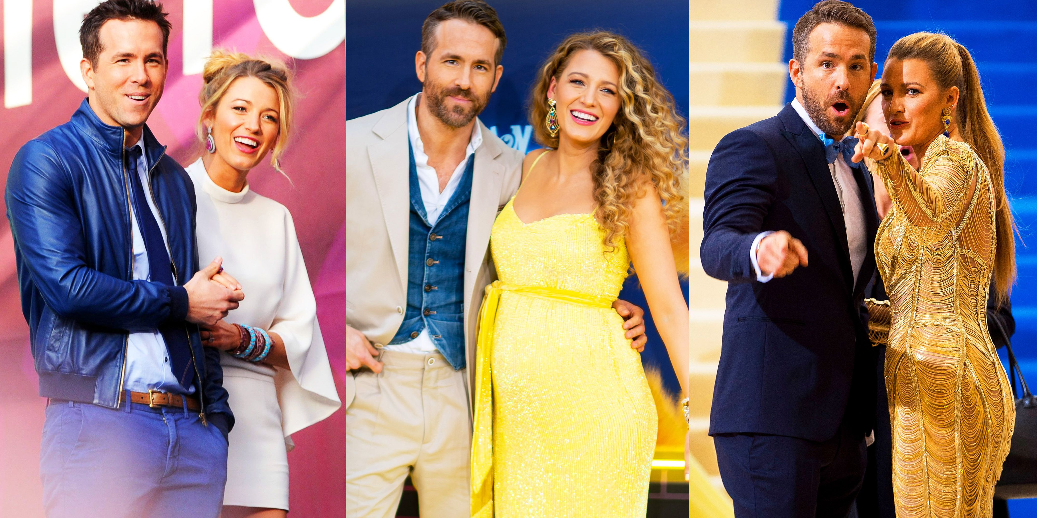 Blake Lively & Ryan Reynolds Cutest Moments of All Time