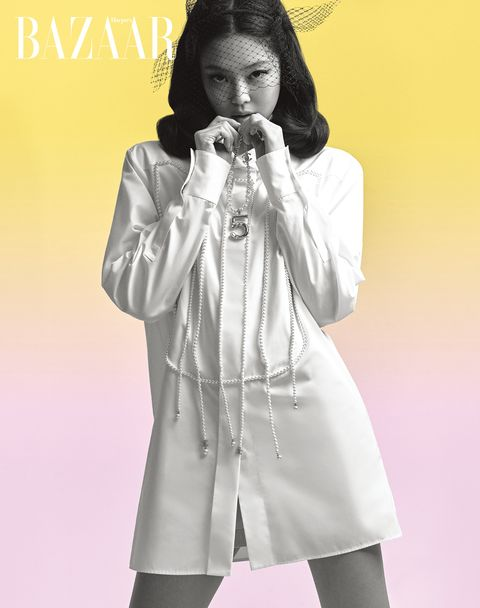 jennie:「持續創造新事物,是建構我的基石」,一窺有人間香奈兒之稱的她,私下是如何定義自我