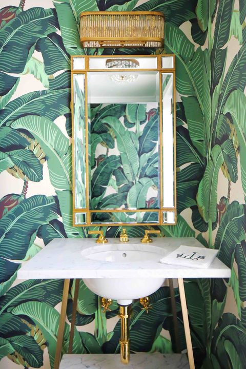 beverly hills palm wallpaper