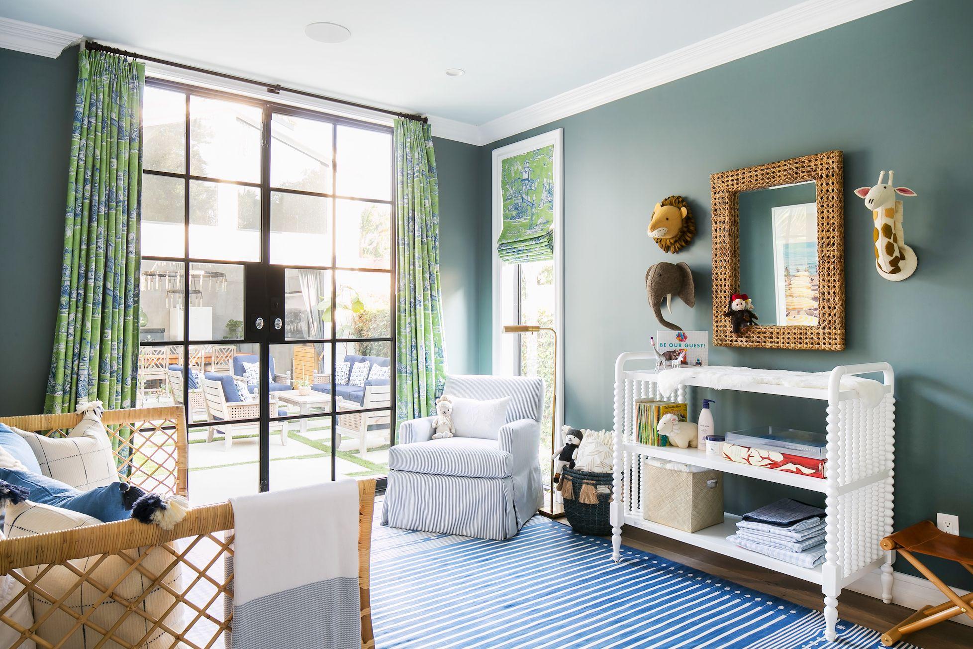 Photographer Gray Malin Reveals His Twins Playroom Design