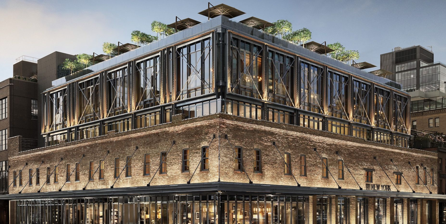 Restoration Hardware Unveils a 90,000-Square-Foot New York City Gallery