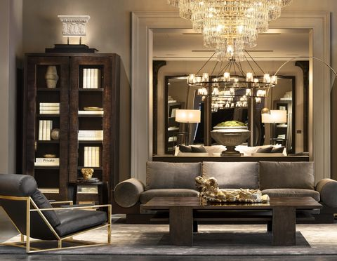Restoration Hardware S Newest Nyc Gallery Store