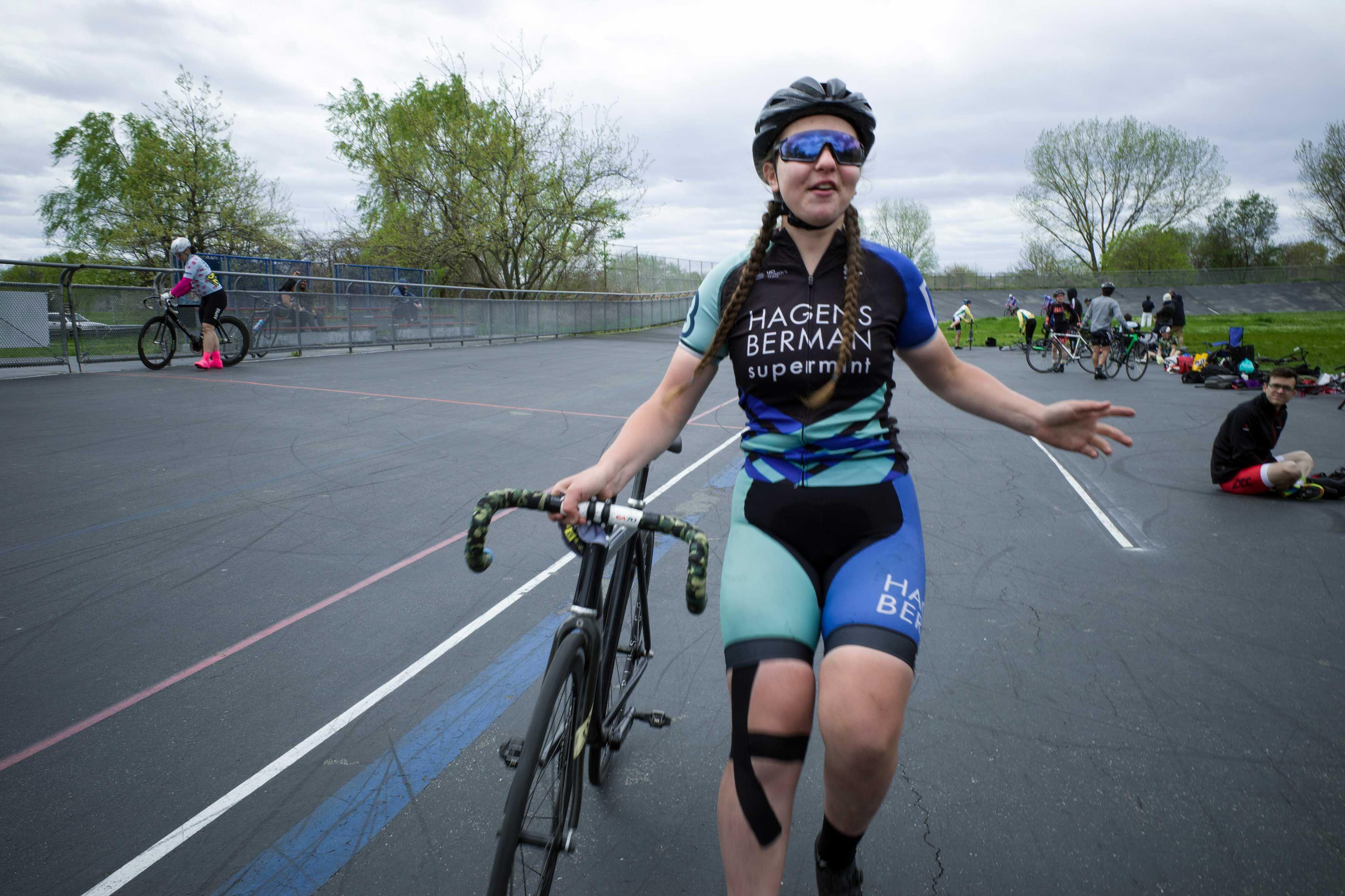 Robyn Hightman: Life Transformed by Bicycles | Cyclist Death NYC