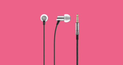 Headphones, Microphone, Audio equipment, Pink, Electronic device, Technology, Gadget, Audio accessory, Ear, Magenta,