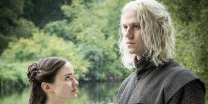 Rhaegar Targaryen Juego de Tronos