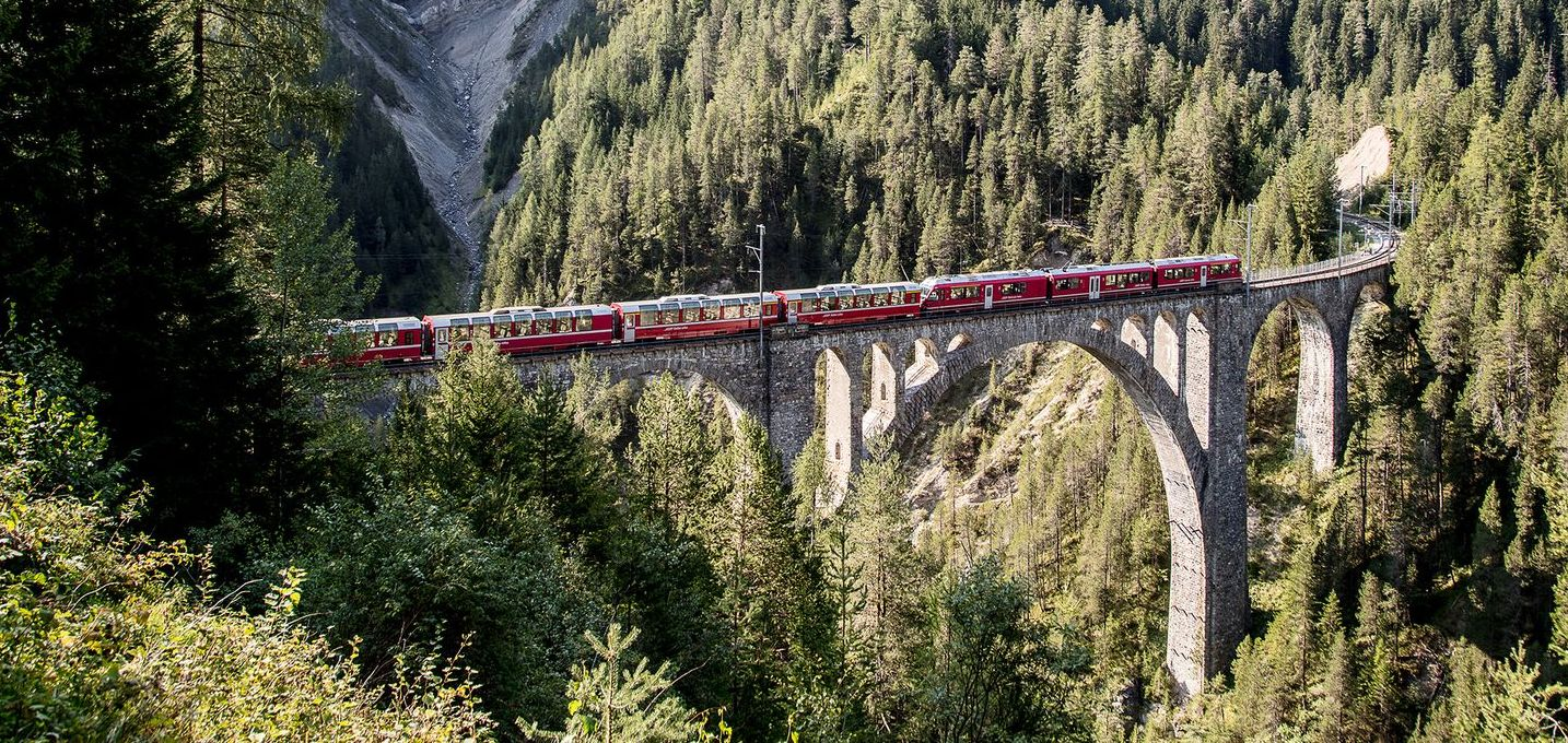 This Might Just Be The Most Spectacular Railway Journey In Europe