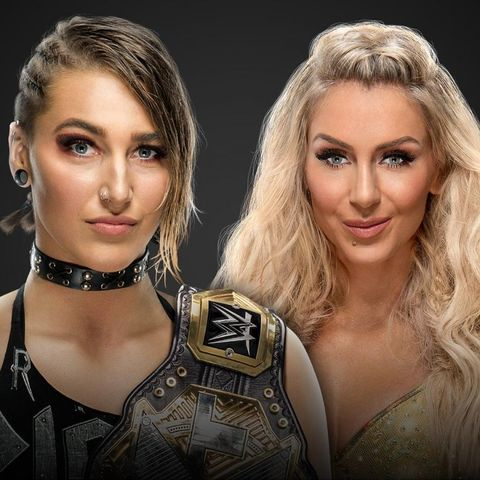 WWE WrestleMania 2020: Rhea Ripley vs Charlotte Flair