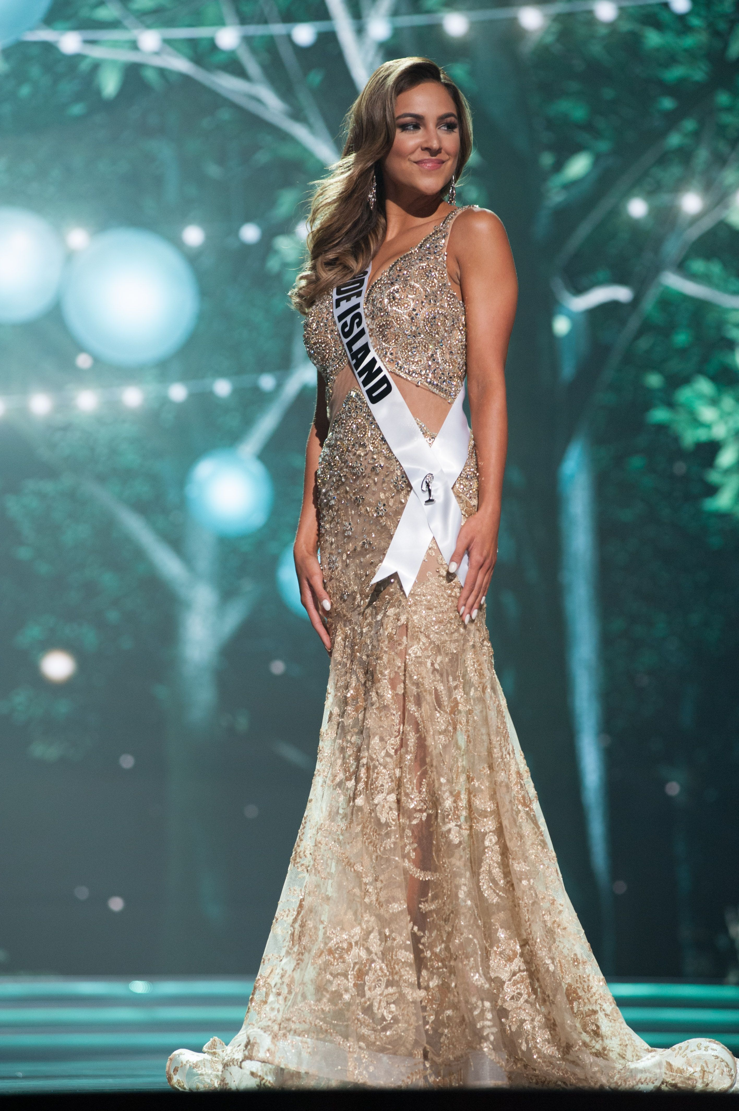 2017 Miss USA Evening Gown Pictures — See All Miss USA Contestants ...