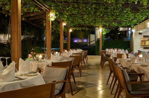 Rhodes restaurant