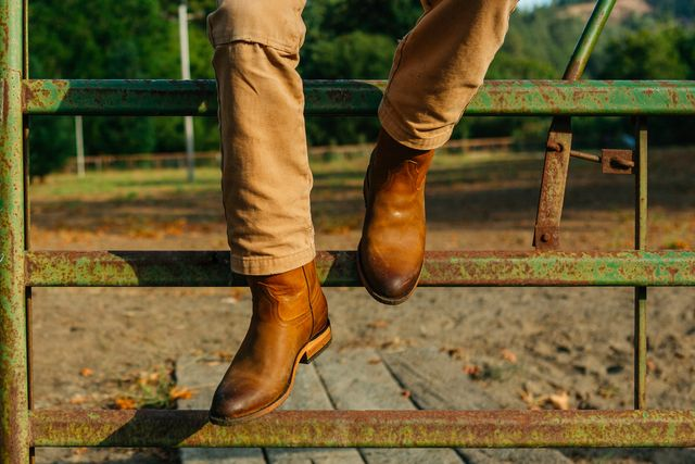 rhodes roper boot