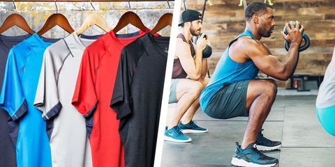 official photos newest style clearance sale 18 Best Workout Clothes 2019 - Stylish Gym Clothes for Men
