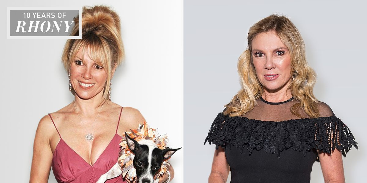 What The Real Housewives of New York Looked Like During Season 1