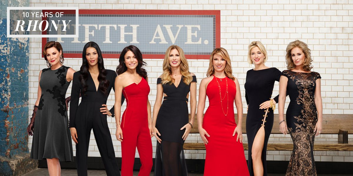22 Surprising Revelations About The Real Housewives Of New York