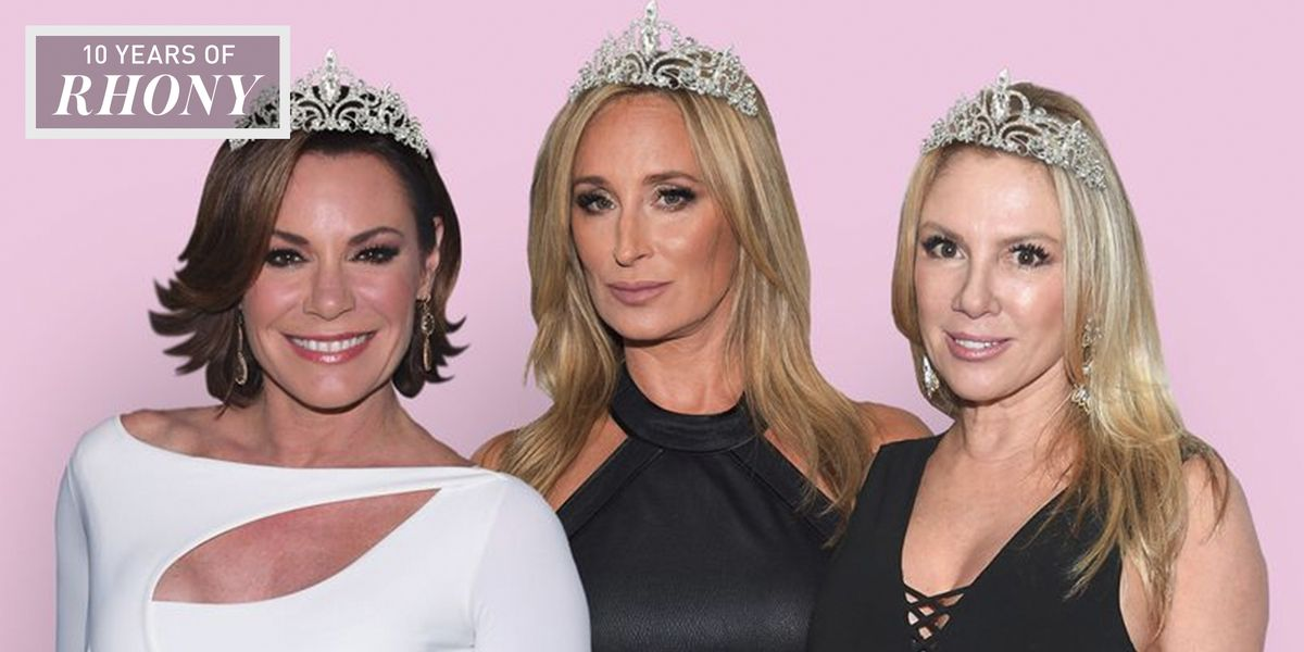 A Definitive Ranking of The Real Housewives of New York