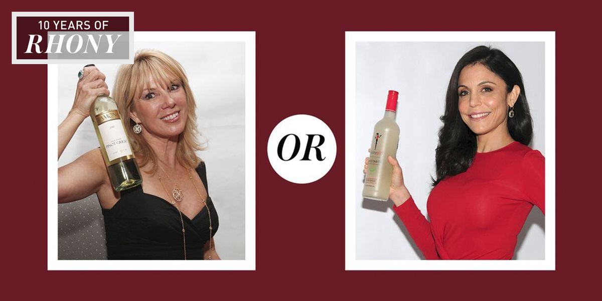 """12 Impossible """"Would You Rather"""" Questions for RHONY Fans"""