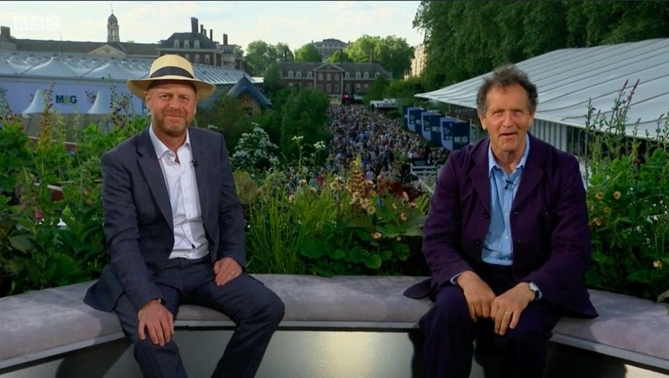 Chelsea Flower Show's Monty Don & Joe Swift debate: 'What is a garden?'