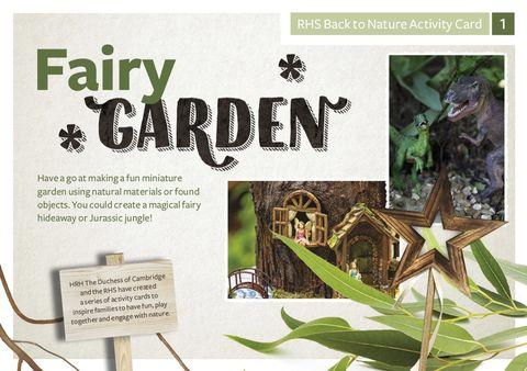 Kate Middleton creates gardening activity cards for kids
