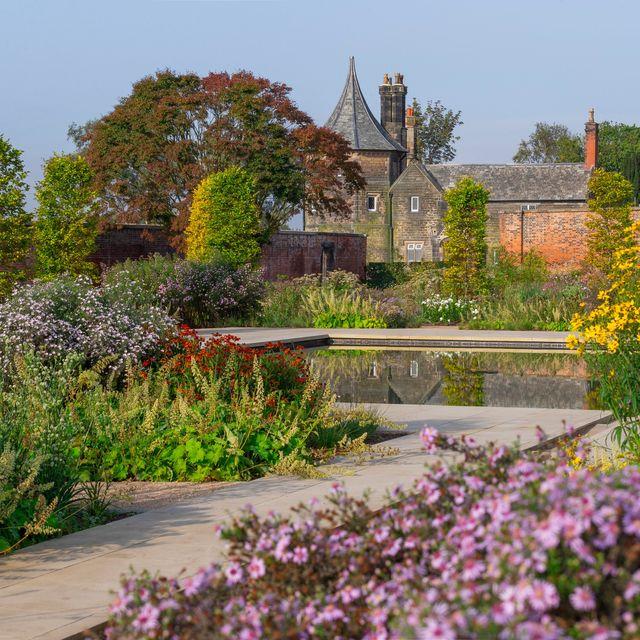 the paradise garden at rhs garden bridgewater