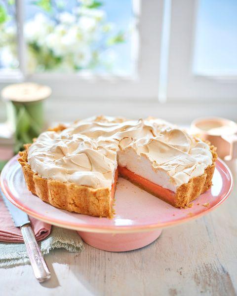 best rhubarb recipes rhubarb meringue pie