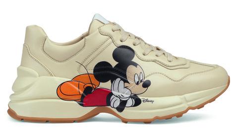 GUCCIRHYTON系列米奇運動鞋,NT. 31,700