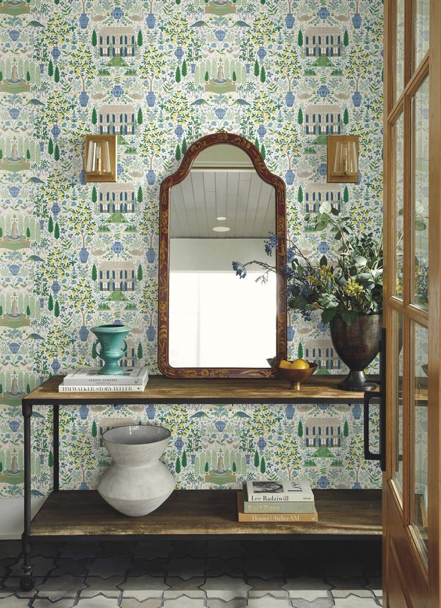 rifle paper co use only dpr rifle paper co wallpaper2673 ri5109 ywd d13 camont ri5107 ri5108 tablescape