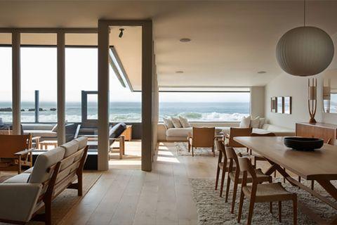 Jason Statham and Rosie Huntington-Whiteley Malibu House for Sale