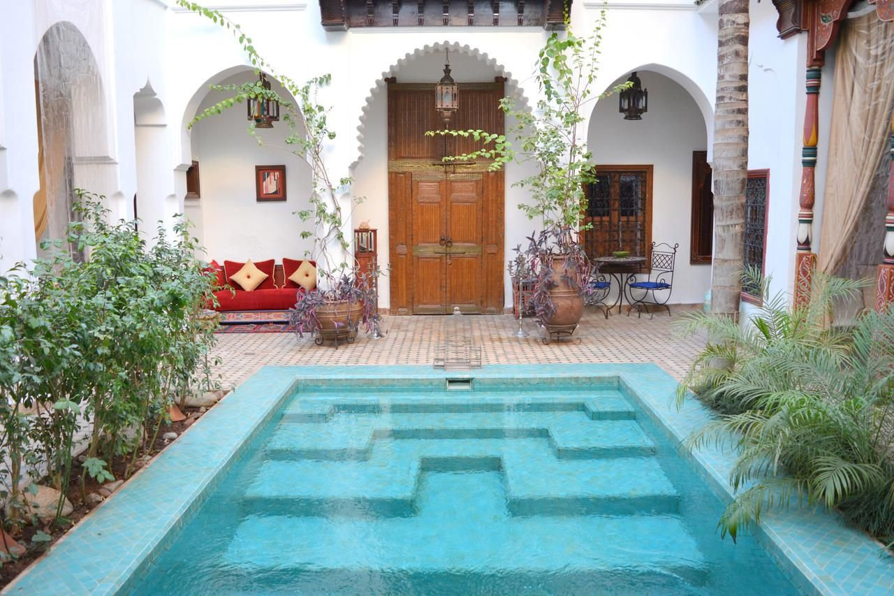 Riad Ghali & SPAde Marrakech