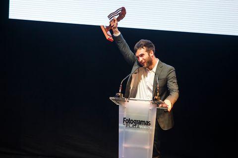 Fotogramas de Plata 2018: Ricardo Gómez, Mejor Actor de Teatro