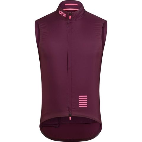 Clothing, Sportswear, Jersey, Outerwear, Sleeve, Violet, Vest, Magenta, Collar, Bicycle jersey,